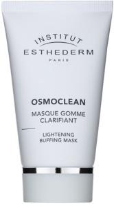 Institut Esthederm Osmoclean máscara esfoliante iluminadora