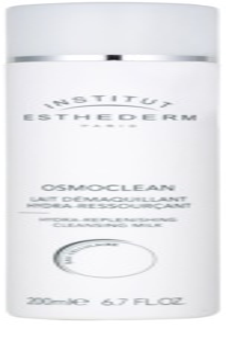 Institut Esthederm Osmoclean leite de limpeza hidratante