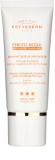 Institut Esthederm Photo Regul miejscowe leczenie przebarwień skóry z wysoką ochroną UV