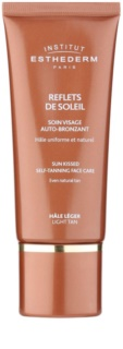 Institut Esthederm Sun Kissed Self-Tanning Face Lotion
