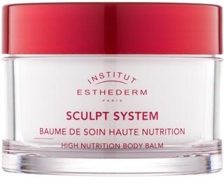 Institut Esthederm Sculpt System baume corporel extra nourrissant