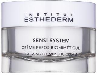 Institut Esthederm Sensi System crema lenitiva biomimetica per pelli intolleranti