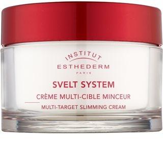 Institut Esthederm Svelt System creme anti-celulite e de emagrecimento para refirmação de pele