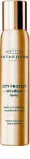 Institut Esthederm City Protect in Cellium brume protectrice visage contre les influences externes