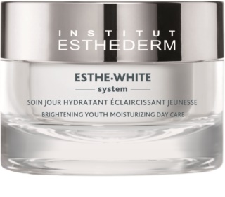 Institut Esthederm Esthe-White System Rejuvenating Daily Treatment for Brighter and Hydrated Skin