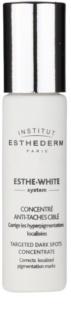 Institut Esthederm Esthe White bleichender Schaum für die lokale Behandlung