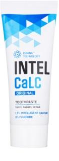 INTELCaLC Original pasta pro ochranu a posílení zubní skloviny bez fluoridu