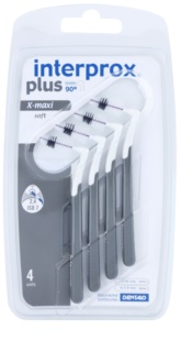 Interprox Plus 90° X-Max Soft Conical Interdental Toothbrushes, 4 pcs