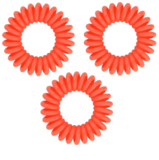 InvisiBobble Original Secret Garden élastique à cheveux 3 pcs