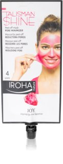 Iroha Talisman Shine Joy mascarilla peel-off para alisar la piel y minimizar los poros