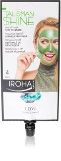 Iroha Talisman Shine Love čistiaca zlupovacia maska
