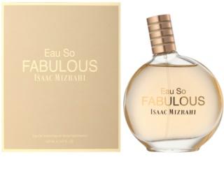 Isaac Mizrahi Eau So Fabulous Eau de Toilette pentru femei 100 ml