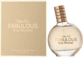Isaac Mizrahi Eau So Fabulous Eau de Toilette para mulheres 50 ml