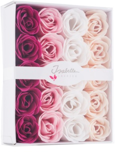 Isabelle Laurier Soap Confetti Roses jabón de baño en forma de rosas
