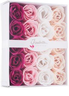 Isabelle Laurier Soap Confetti Roses mydlové ruže do kúpeľa