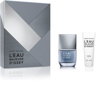 Issey Miyake L'Eau Majeure d'Issey coffret I. para homens