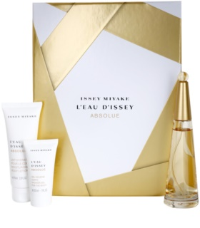 Issey Miyake L'Eau D'Issey Absolue Gift Set  I.