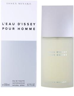 Issey Miyake L'Eau D'Issey Pour Homme Eau de Toilette for Men 200 ml