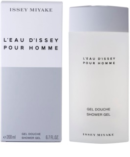 Issey Miyake L'Eau D'Issey Pour Homme Shower Gel for Men 200 ml
