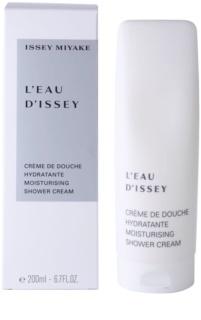 Issey Miyake L'Eau D'Issey crème de douche pour femme 200 ml
