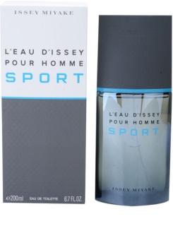Issey Miyake L'Eau D'Issey Pour Homme Sport eau de toilette pour homme 200 ml