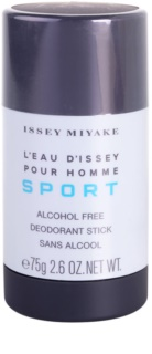 Issey Miyake L'Eau D'Issey Pour Homme Sport Deodorant Stick for Men 75 ml