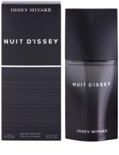 Issey Miyake Nuit D'Issey woda toaletowa dla mężczyzn 125 ml