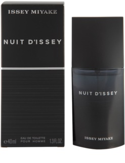 Issey Miyake Nuit D'Issey woda toaletowa dla mężczyzn 40 ml