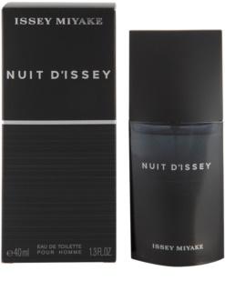Issey Miyake Nuit D'Issey toaletná voda pre mužov 40 ml