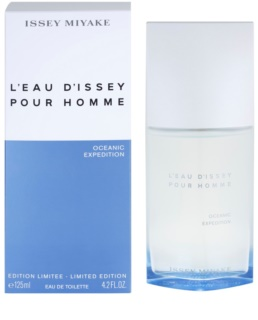 Issey Miyake L'Eau d'Issey Pour Homme Oceanic Expedition Eau de Toilette for Men 125 ml