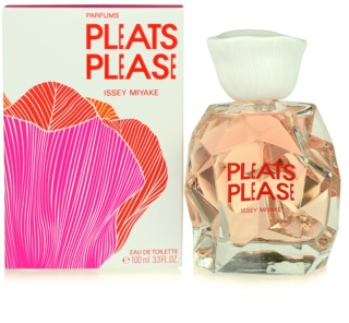 Issey Miyake Pleats Please eau de toilette per donna 100 ml