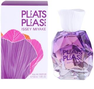 Issey Miyake Pleats Please Eau de Parfum voor Vrouwen  50 ml