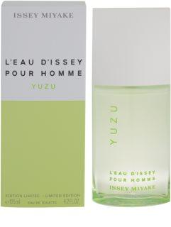 Issey Miyake L'Eau d'Issey Pour Homme Yuzu Eau de Toilette for Men 125 ml