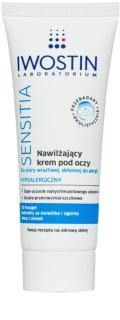 Iwostin Sensitia crema hidratante para contorno de ojos para pieles sensibles