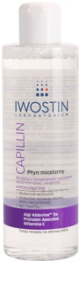 Iwostin Capillin Cleansing Micellar Water For Sensitive Skin Prone To Redness