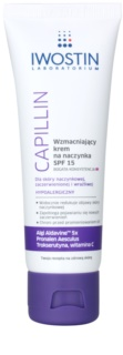 Iwostin Capillin Reinforcing Cream for Broken Capillaries SPF 15