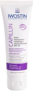 Iwostin Capillin intenzivna krema za zmanjšanje rdečice SPF 20