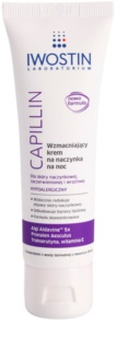 Iwostin Capillin Reinforcing Night Cream for Broken Capillaries