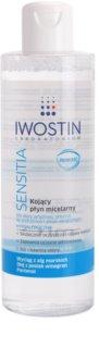 Iwostin Sensitia Kalmerende Reinigende Micellair Water  voor Gevoelige en Allergische Huid