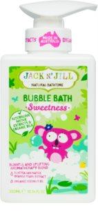 Jack N' Jill Sweetness pena do kúpeľa pre deti