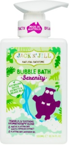 Jack N' Jill Serenity Bath Foam For Kids