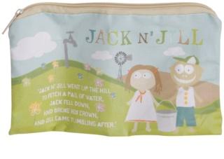 Jack N' Jill Sleepover сумочка з натуральної бавовни