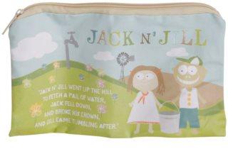Jack N' Jill Sleepover vrecúško z prírodnej bavlny