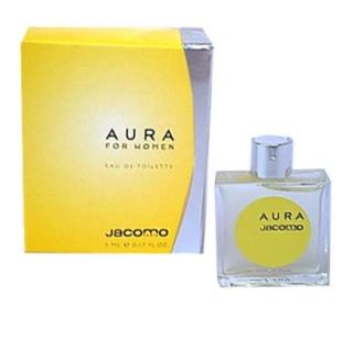Jacomo Aura Women Eau de Toilette für Damen 75 ml