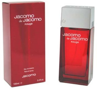 Jacomo Rouge Eau de Toilette voor Mannen 100 ml