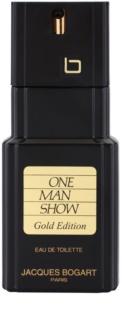 Jacques Bogart One Man Show Gold Edition Eau de Toilette voor Mannen 100 ml