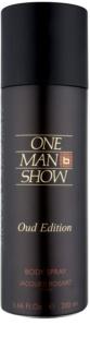 Jacques Bogart One Man Show Oud Edition Bodyspray  voor Mannen 200 ml