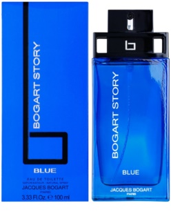Jacques Bogart Bogart Story Blue Eau de Toilette for Men 100 ml