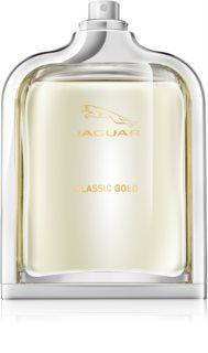 Jaguar Classic Gold toaletná voda tester pre mužov 100 ml