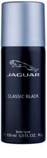 Jaguar Classic Black deodorant Spray para homens 150 ml